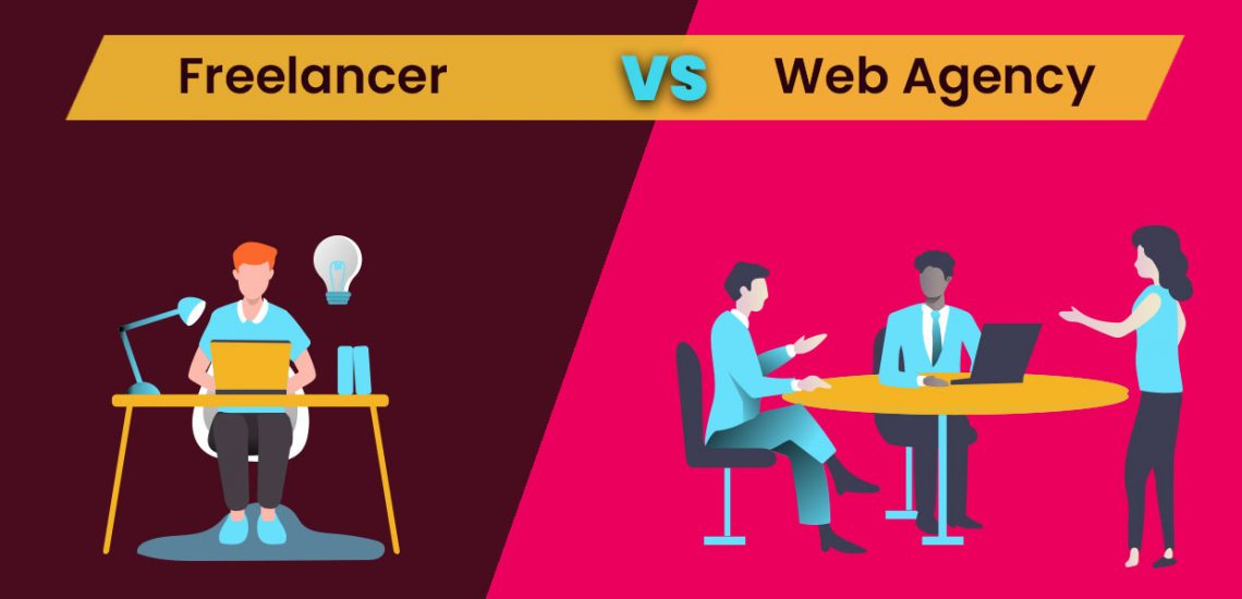 Web Agency vs Freelancer